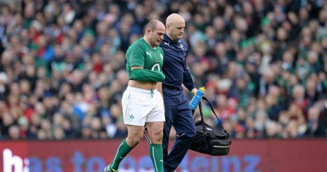 Unreal Commitment From Rory Best
