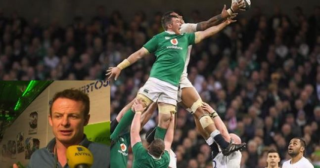 austin healey sees important lions role for peter o 39 mahony. Black Bedroom Furniture Sets. Home Design Ideas