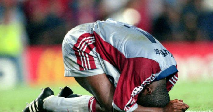 Image result for samuel kuffour crying