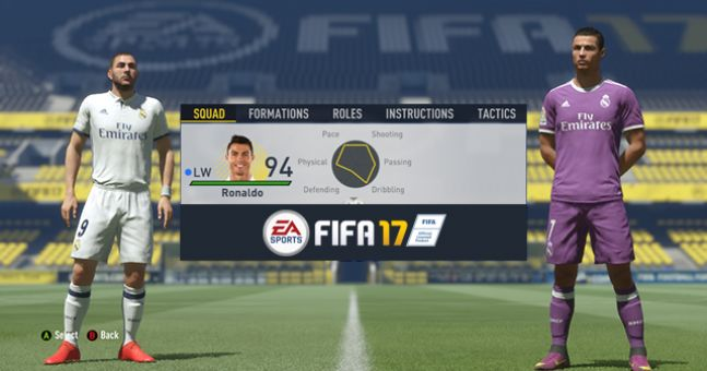 fifa 18 my player career mode