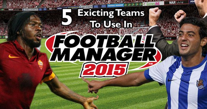 5 Teams To Start An Exciting Career With On Football Manager
