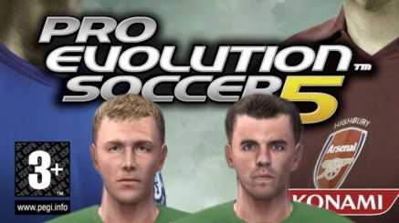 Some Of The Irish Player Faces In Pro Evolution Soccer 5