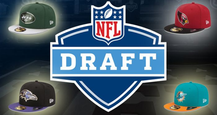 c6a8b0d3 Power Ranking All 32 Draft Hats For The 2015 NFL Draft | Balls.ie