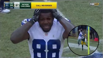 The Nfl Changes The Rule About This Dez Bryant Catch People