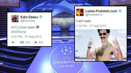 Players And Pundits React To The UEFA Champions League Group