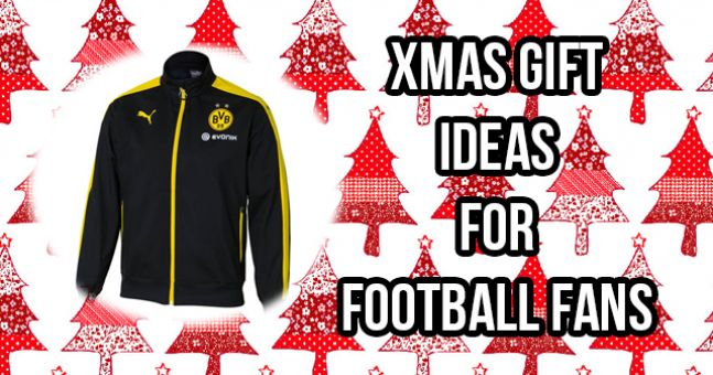 7 Great Christmas Gift Ideas For The Football Lover In