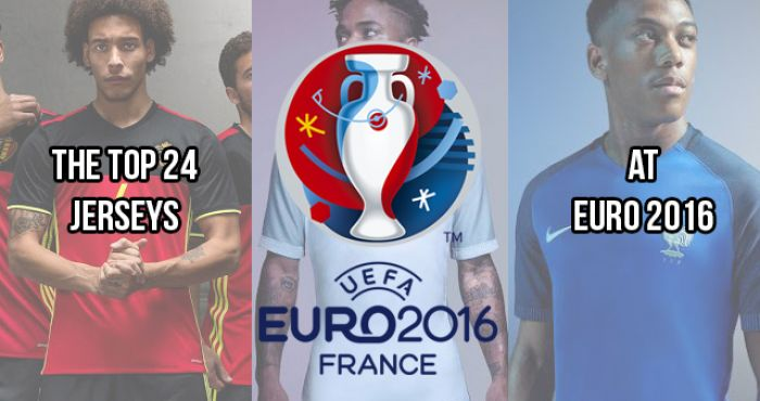 The Definitive Ranking Of All 24 Nations  Jerseys At UEFA Euro 2016 ... 29deee5959648