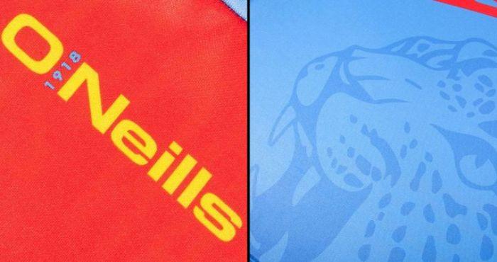 O Neills Unveil Awesome New DR Congo Jersey  6cbe6421e