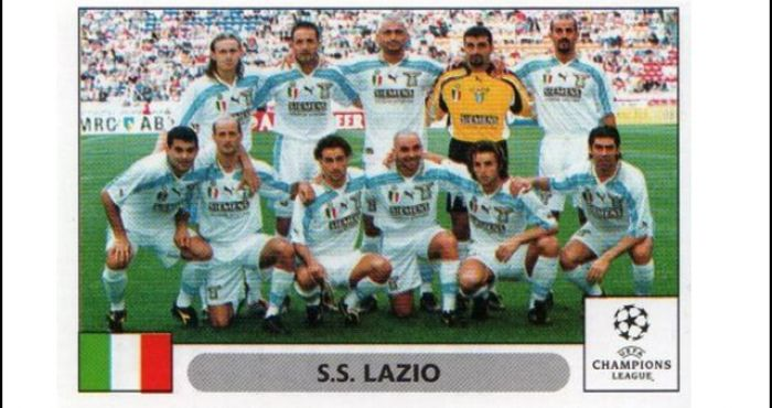 15d42168be5 The Impossibly Cool Lazio Team Of 2000 01 - Where Are They Now ...