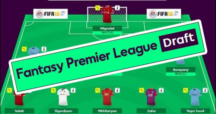 We Auto-Picked A Full FPL Draft To Find Out What You Need To