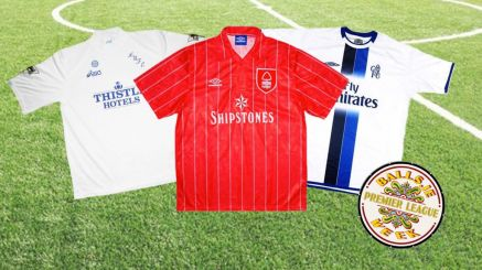 the best attitude 4fd07 29add The 25 Best Jerseys Of The Premier League's 25 Years | Balls.ie
