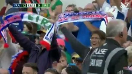 Watch: Disastrous Start For Ireland As France Get Three