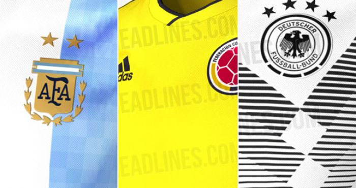 2bdfa9cd 5 New Adidas 2018 World Cup Jerseys Have Already Been Leaked   Balls.ie