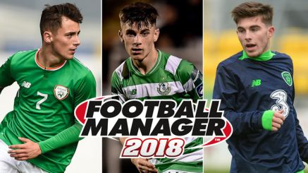 The Top 10 Irish Wonderkids According To Football Manager