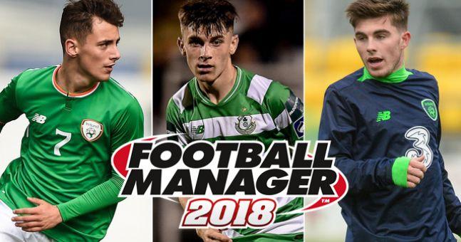 The Top 10 Irish Wonderkids According To Football Manager 2018