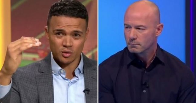 Alan Shearer Takes Issue With Jermaine Jenas's Honest Comments About Career | Balls.ie
