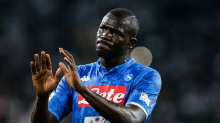Reports: Man United Quoted A World-Record Fee For Kalidou Koulibaly