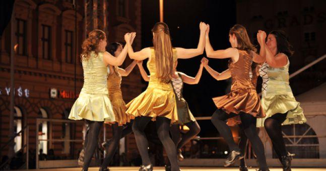 Irish Dancing Health Benefits What Riverdancing Can Do For You