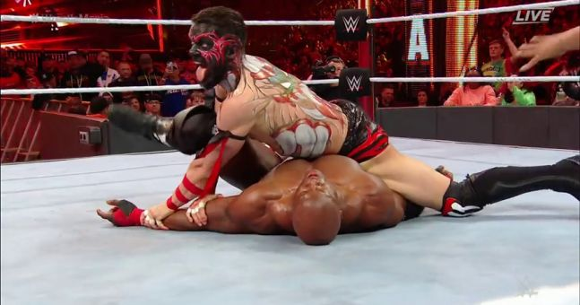 Bray's Finn Balor Wins WWE Intercontinental Title At