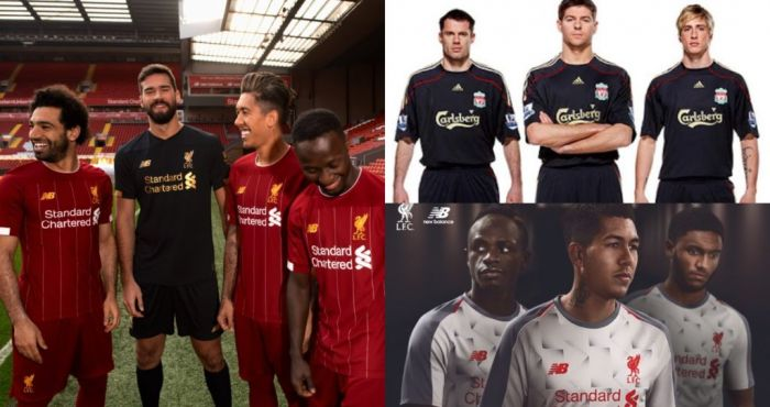 super popular 83485 e8733 Power Ranking The 10 Tastiest Liverpool Kits Of The 21st ...