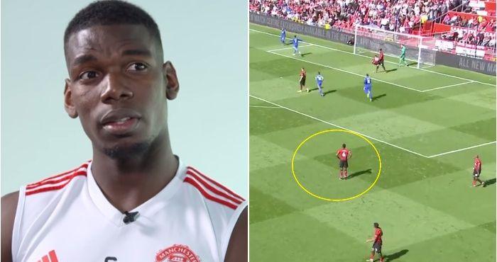 d1c4d081627 Paul Pogba s Laughable Attempt At Defending Epitomises Man United s Season