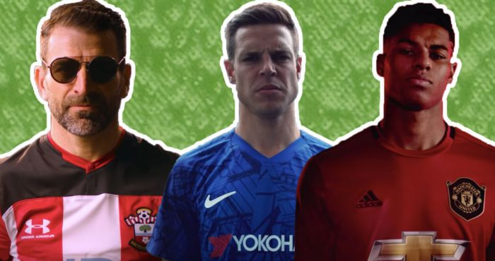 All The Official Premier League Jerseys For The 2019/20