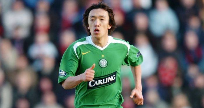 half off e9766 10be5 41-Year Old Celtic Legend Shunsuke Nakamura Has Found ...