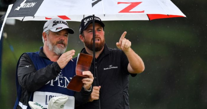 Who Is Shane Lowry's Caddy? The Man At His Side For The Open