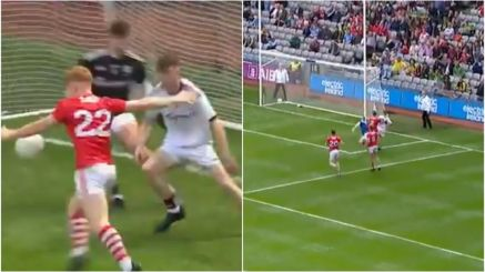 Watch: Three Goals In Two Minutes Turns All-Ireland Minor